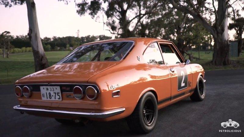 Petrolicious: 1971 Mazda RX-2 video