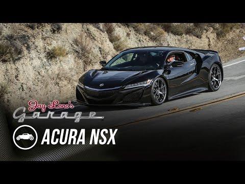 2017 Acura NSX – Jay Leno's Garage