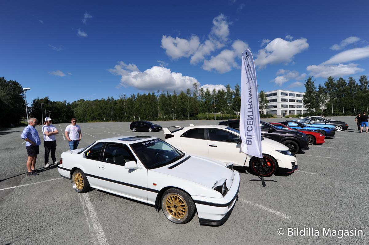 Japanbil treff i Trondheim