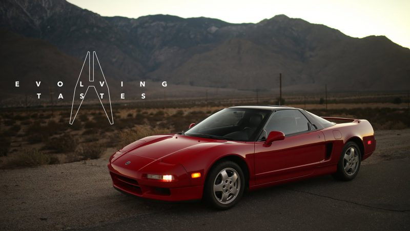 This Acura NSX Reflects Its Owners' Evolving Tastes