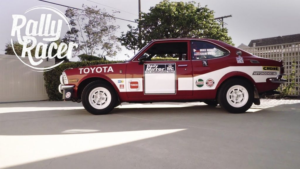1973 Toyota TE27 Corolla