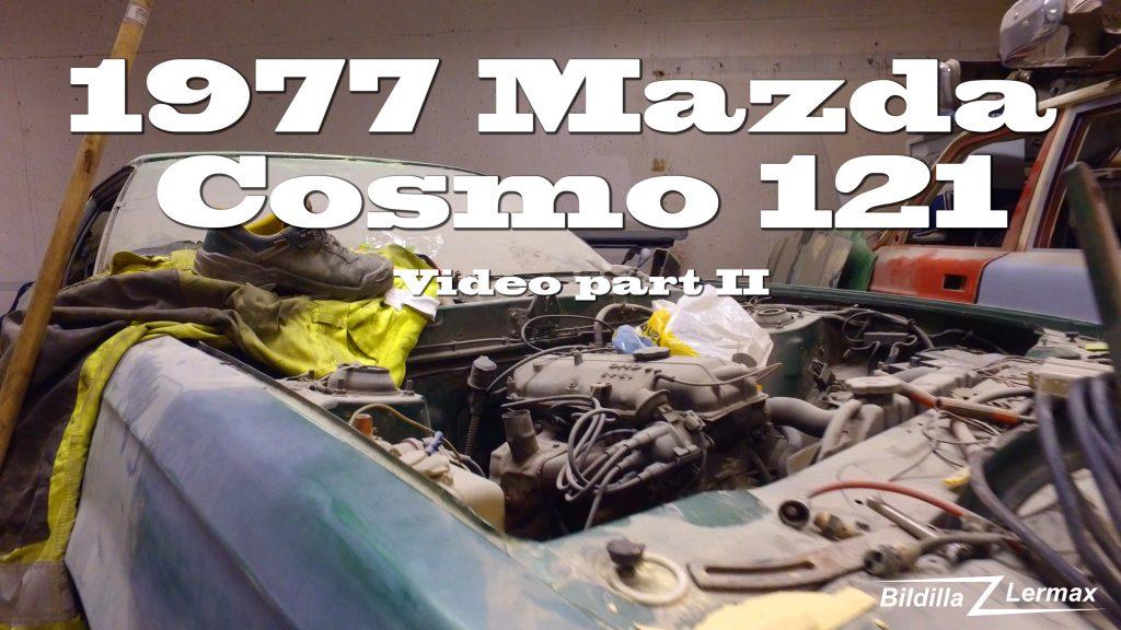 1977 Mazda Cosmo 121, del II