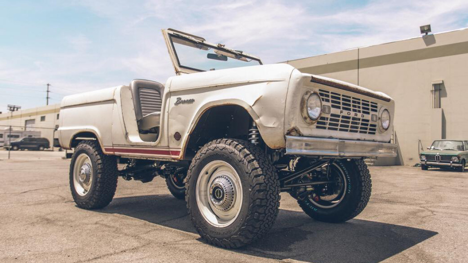 ICON Bronco Derelict Roadster