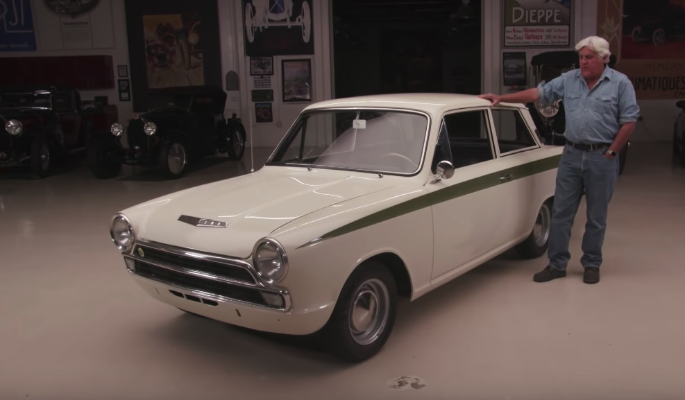1966 Lotus Cortina – Jay Leno's Garage