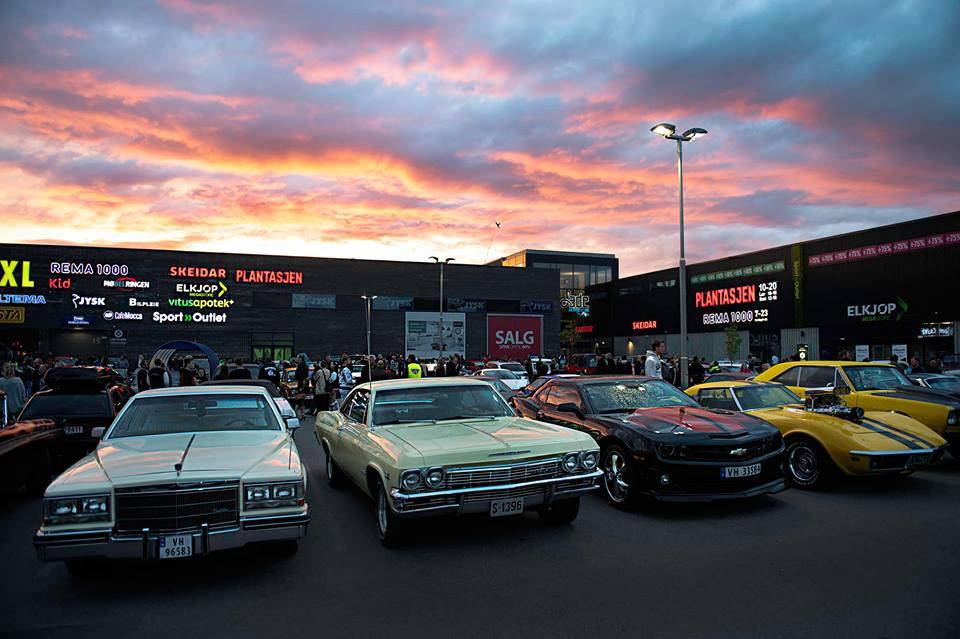 Cars & Coffee Trondheim 9-8-2018