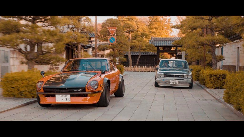 Flott video fra Japan: S30Z & HAKOSUKA