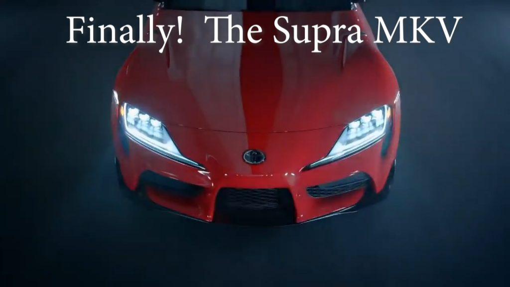 Video: 2020 Toyota Supra MKV