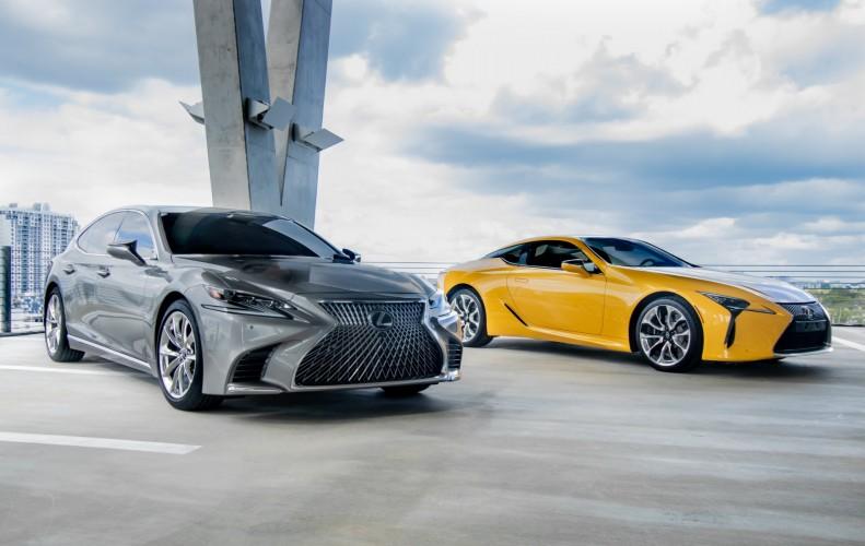 Lexus har nå solgt 10 milioner biler!