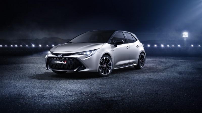 New Corolla GR SPORT and Corolla TREK