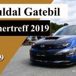 Gauldal Gatebil`s Sommertreff 2019.