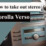 DIY / How to video: Stereo Corolla Verso