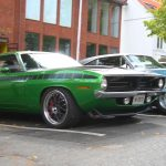 WPC – Mopar treff, Hot August Nights