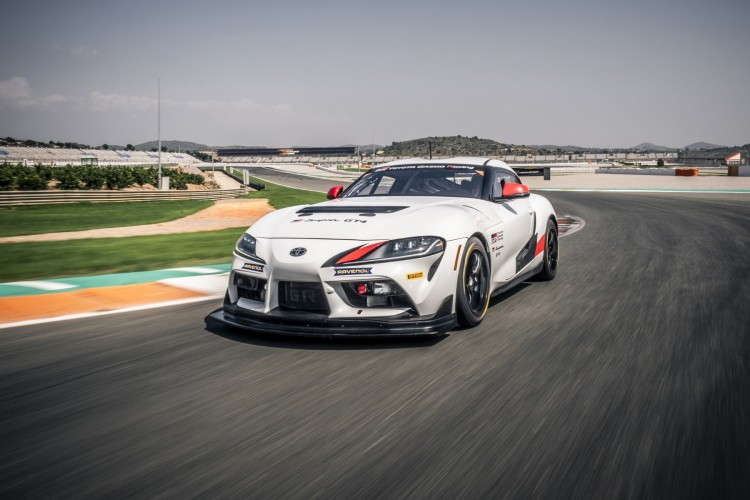 TOYOTA GAZOO Racing to commence sales of GR Supra GT4 in March 2020