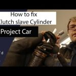 Defective clutch, or Clutch Slave cylinder