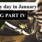 Blog 4: A rainy day in January