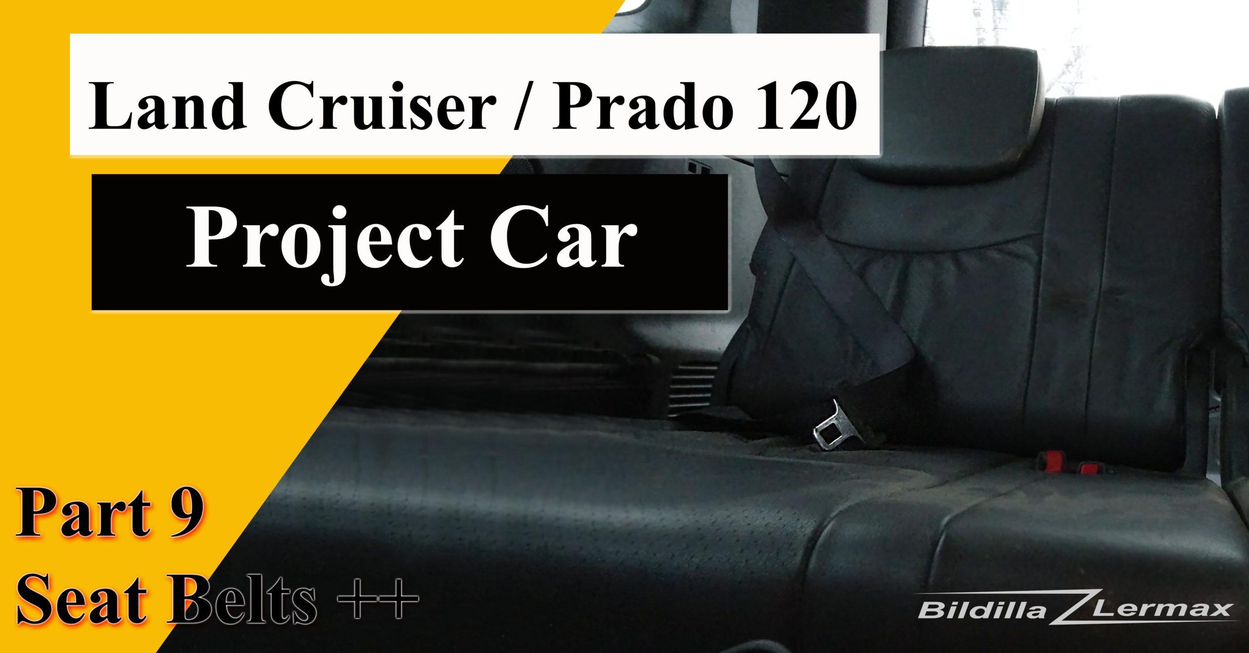 DIY / How to: Land Cruiser / PRADO 120, part 9