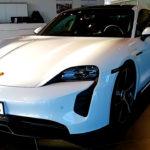 2020 Porsche Taycan Turbo, Trondheim 3/2-2020