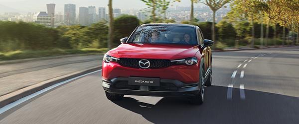 Helt nye Mazda MX-30
