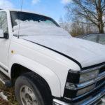 1998 Chevrolet Suburban 5.7 / 350, Start up