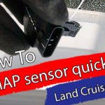 How to: Toyota MAF / MAP Sensor quick fix