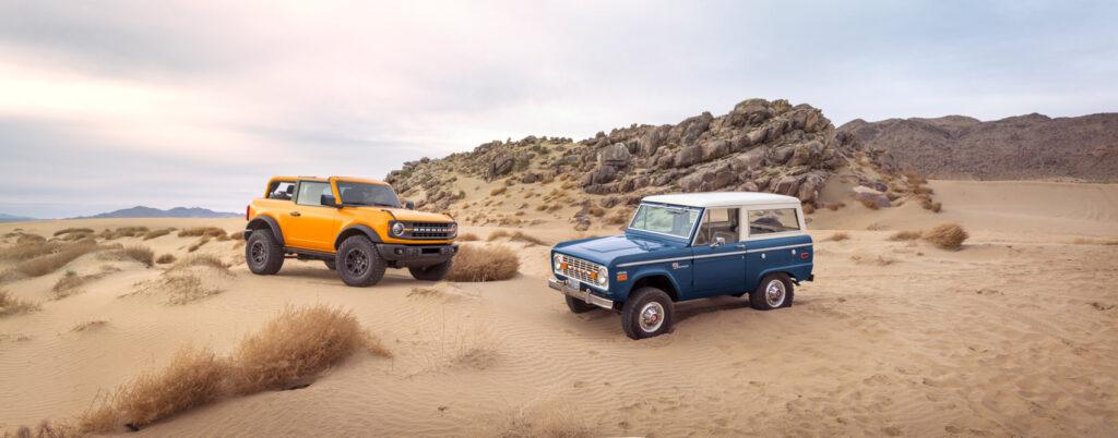 Ford Bronco er tilbake!