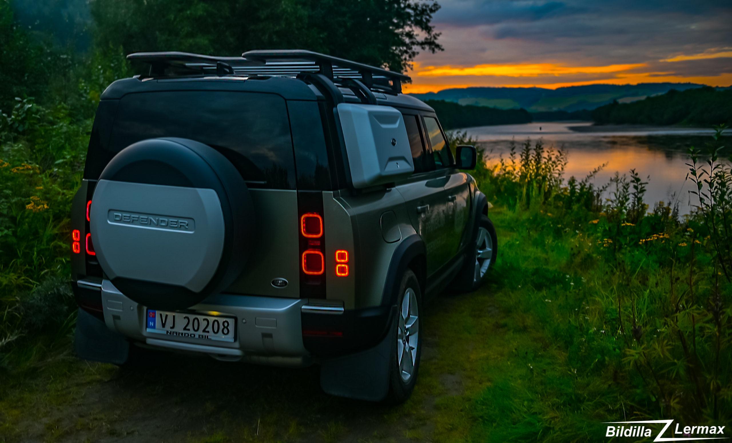 Test: 2020 Land Rover Defender