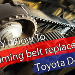DIY / How To: Timing belt replacement