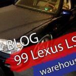 1999 Lexus LS400 4.0 V8