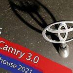 1992 Toyota Camry 3.0 V6