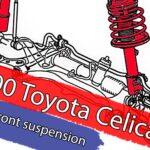2000 Toyota Celica 1.8 GT