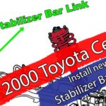 Install New Stabilizer Bar Link