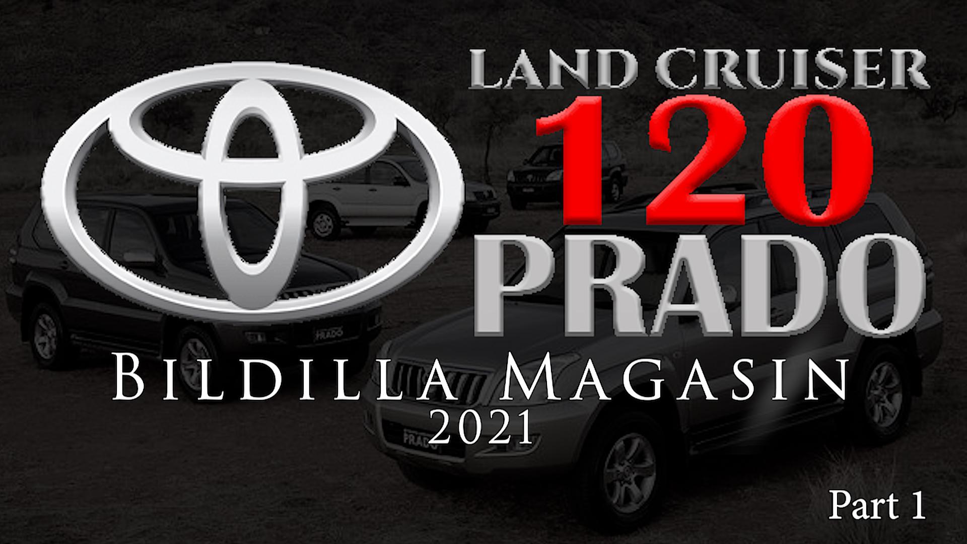 Toyota Land Cruiser / PRADO 120 info
