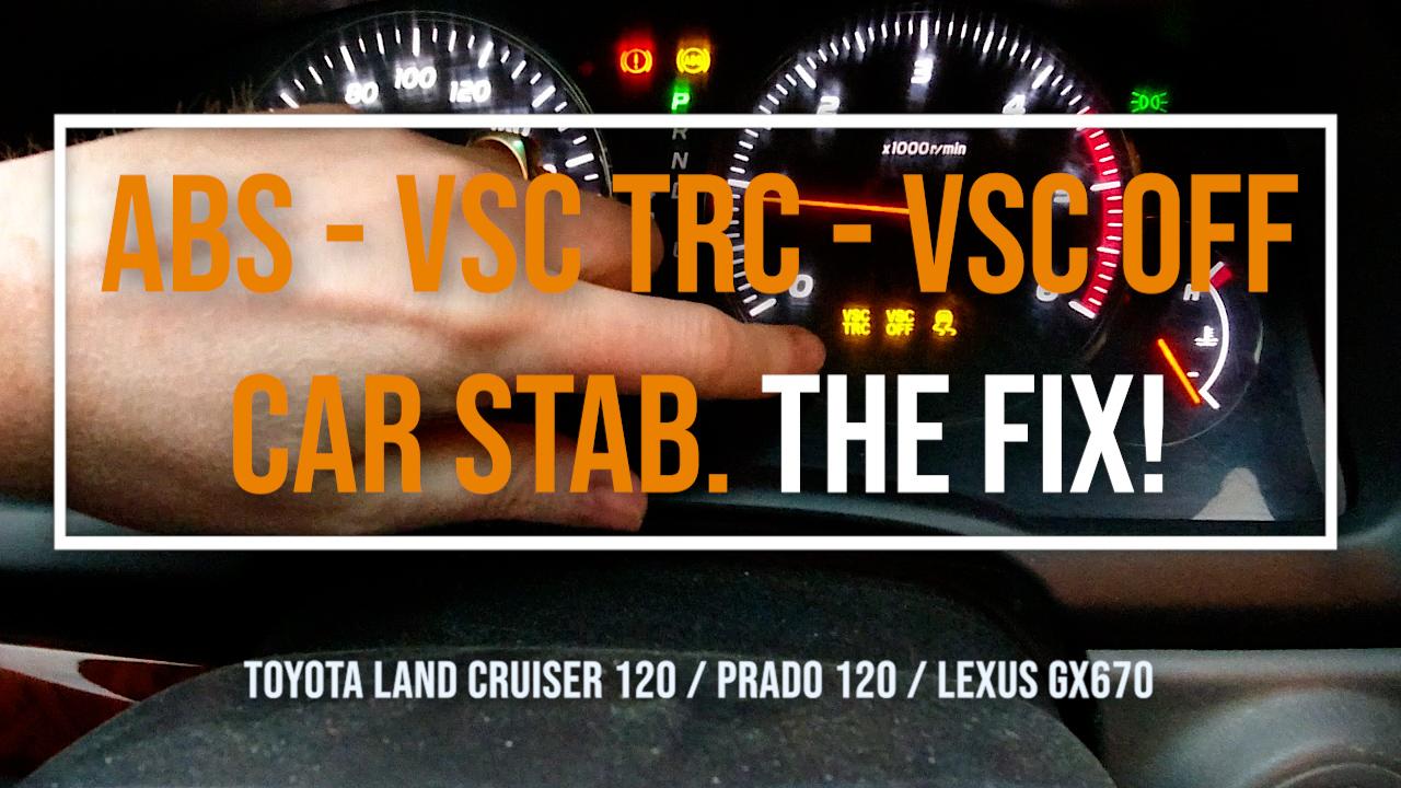 Ny How to video i serien om Land Cruiser 120..