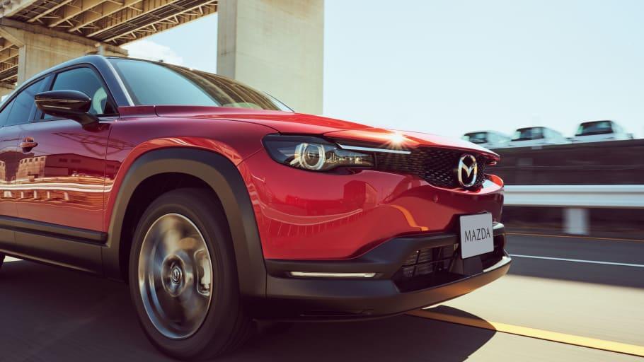 Mazda akselererer elektrifiseringen