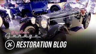 Restoration Blog: August 2016 – Jay Leno's Garage