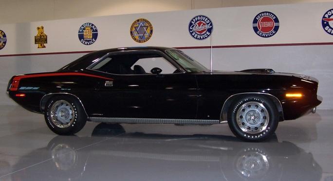 Richard Carpenter's 1970 Chrysler Barracuda