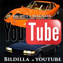 Bildilla Magasin Youtube: 149 488 visninger!