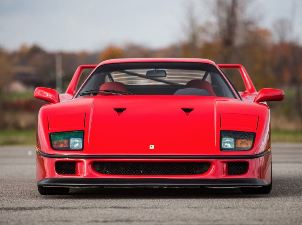 1990 Ferrari F40 – Jay Leno's Garage