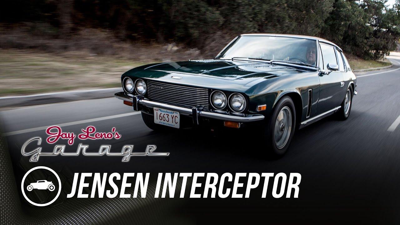 1974 Jensen Interceptor – Jay Leno's Garage
