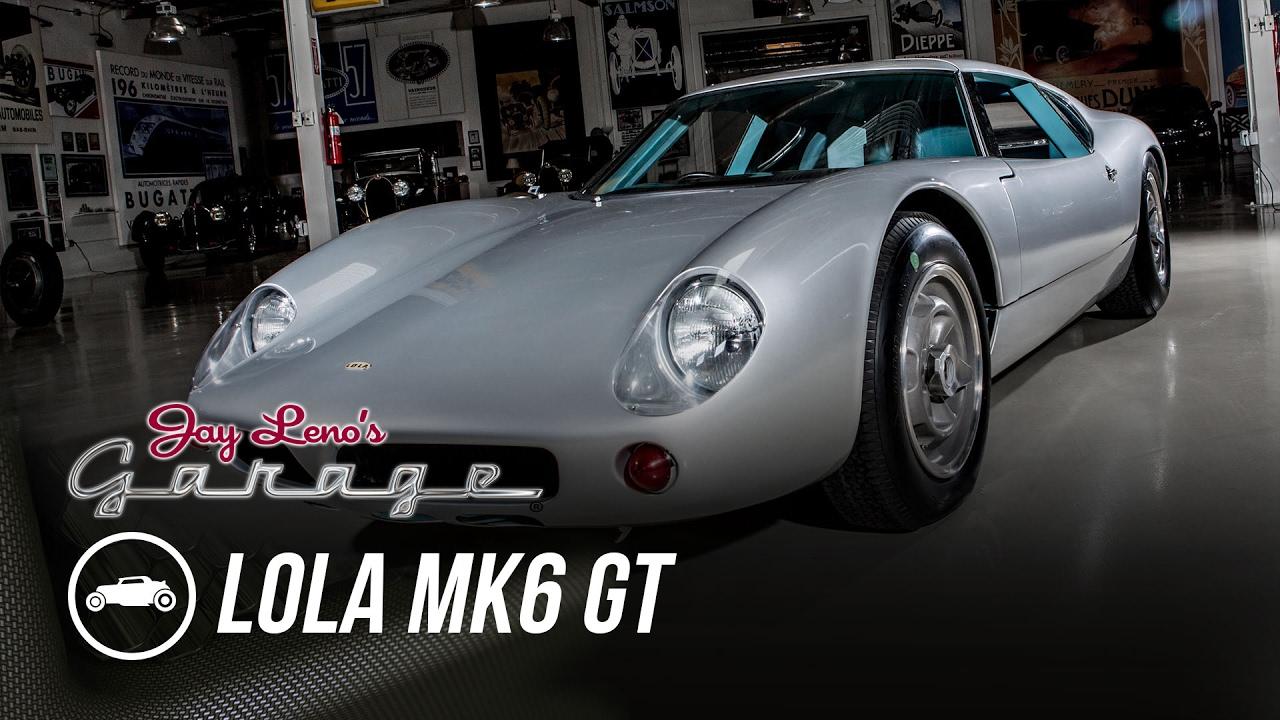 1963 Lola Mk6 GT – Jay Leno's Garage