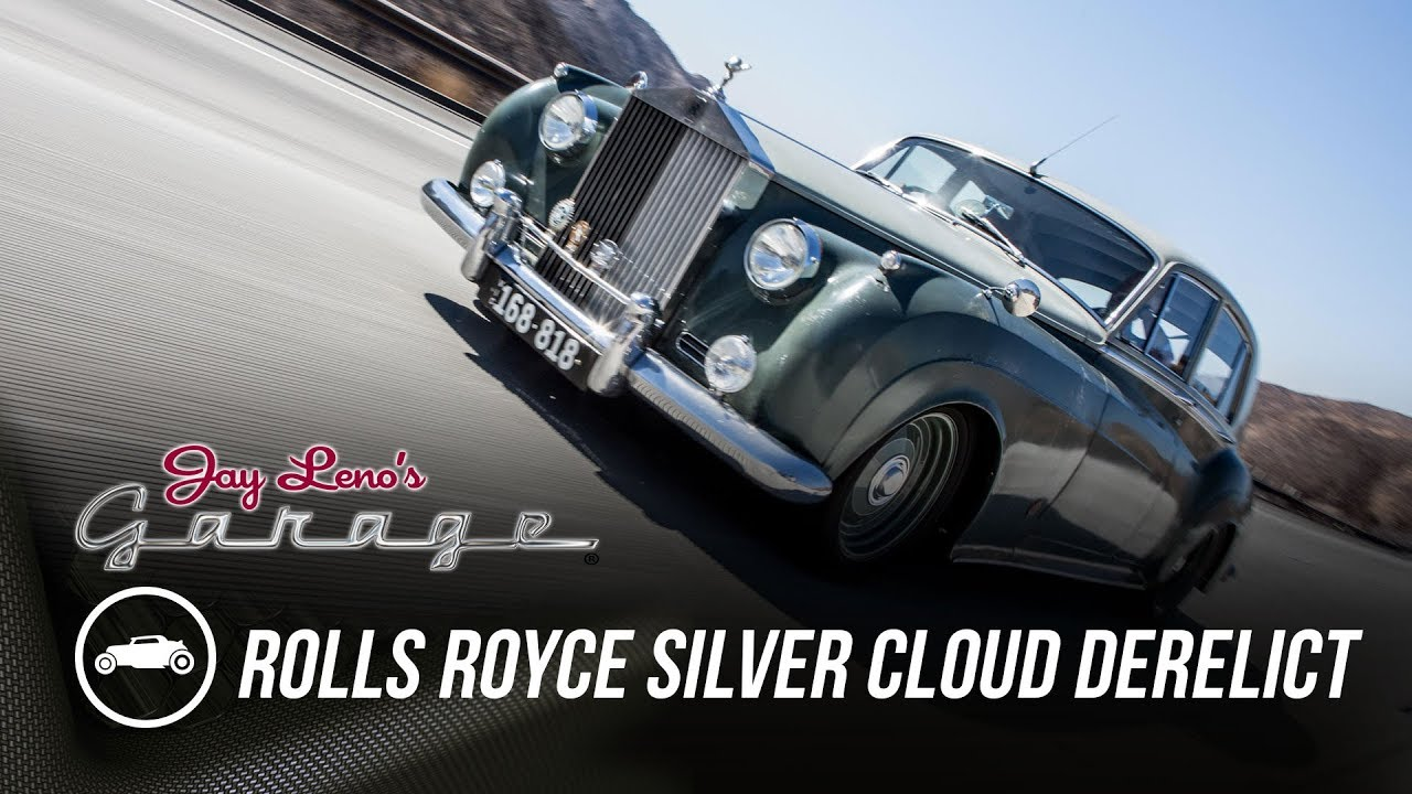 1958 Rolls Royce Silver Cloud Derelict