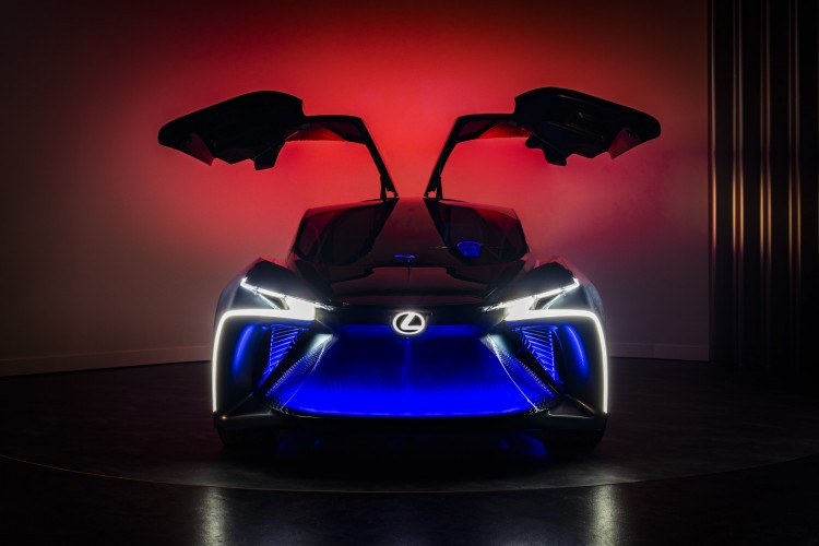 LEXUS SHOWCASES ITS VISION OF FUTURE ELECTRIFICATION AT 2020 GENEVA MOTOR SHOW