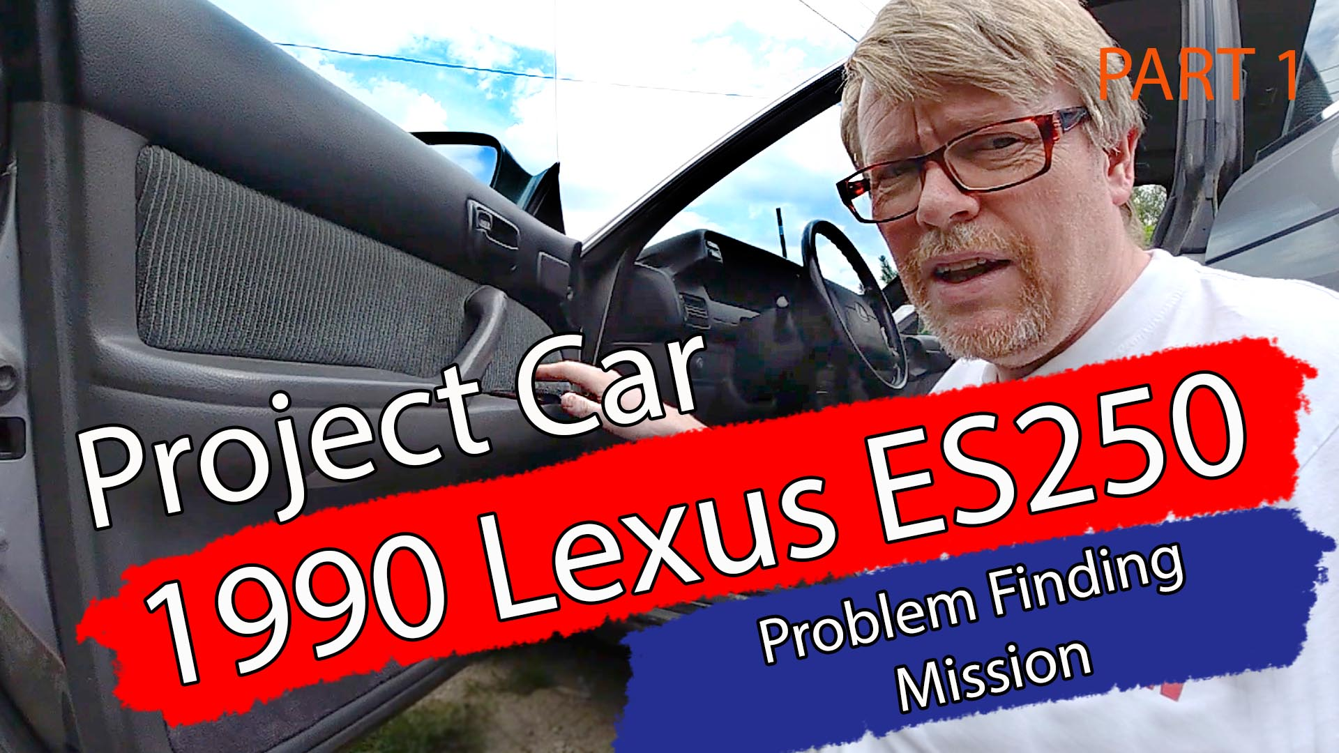 Ny Lexus ES 250 video