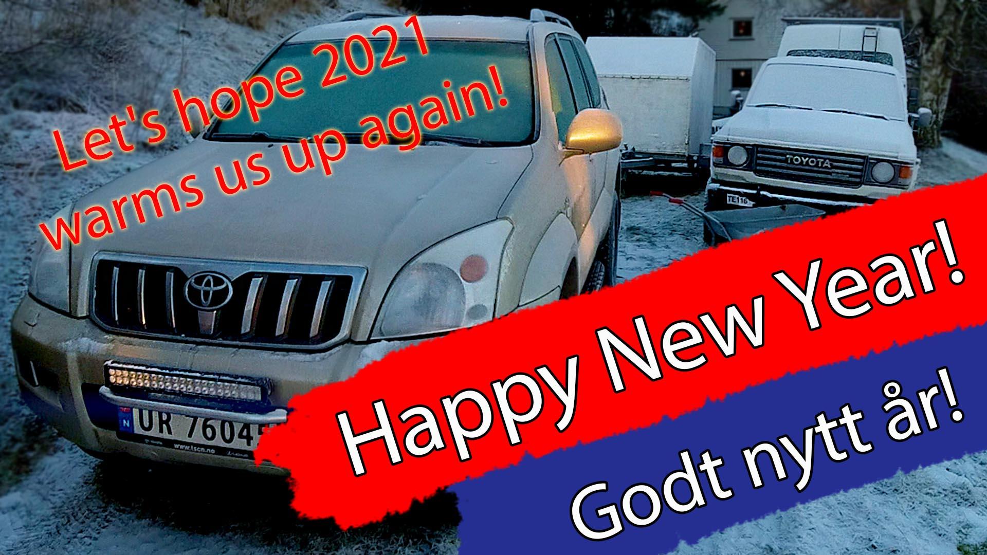 Bildilla Magasin 2021 – Happy New Year! – Godt Nytt år!