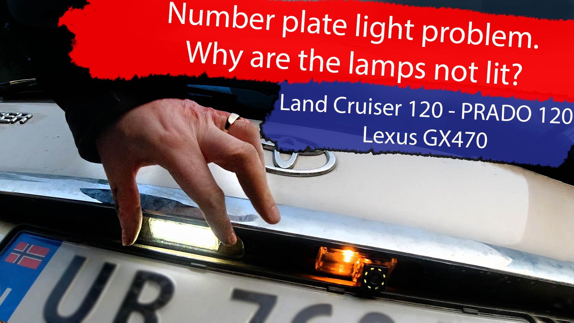 Nye videoer om Land Cruiser 120 prosjektet