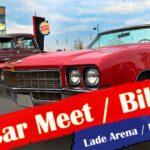Biltreff på Lade Arene / Burger King 27/7-21
