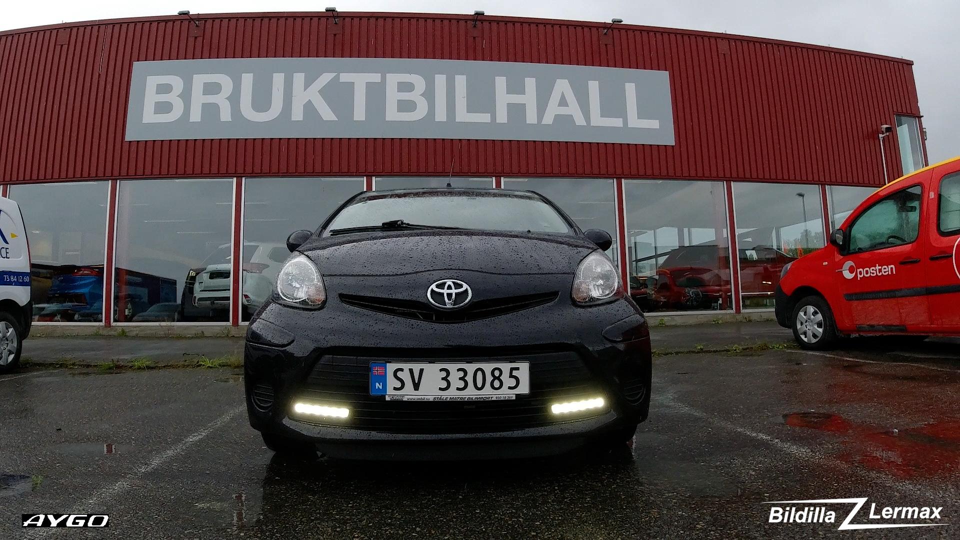 Toyota Augo, ny konebil?