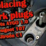 Startet med service på 2012 Toyota AYGO 1,0